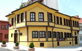Eğitim Karikatürleri Müzesi Eskişehir