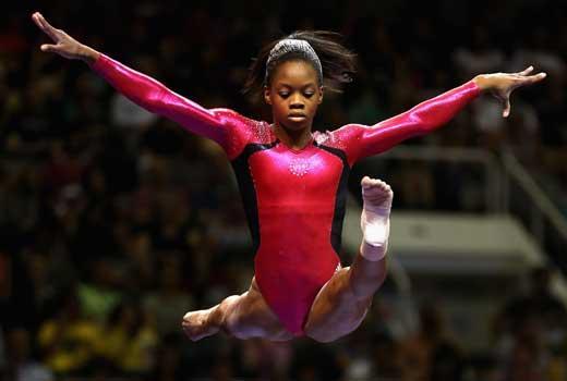 Gabby Douglas Wins Gymnastics Gold, Aly Raisman Falls to Fourth » Gossip | Gabby Douglas