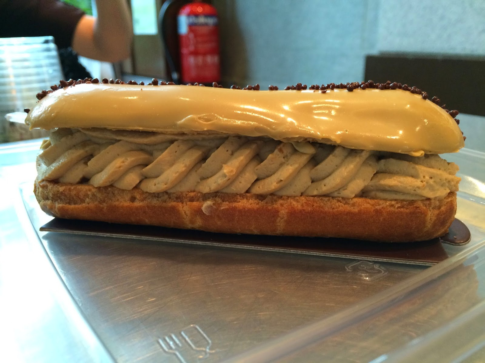 Sinful eclairs at Sweet Spot, Marina Bay Sands Singapore