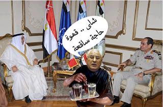 الرئيس المؤقت لمصر ( الطرطور )