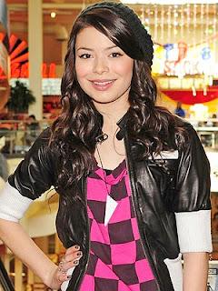 Miranda Cosgrove iCarly