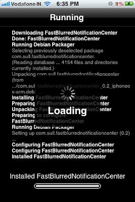 cydia app installed