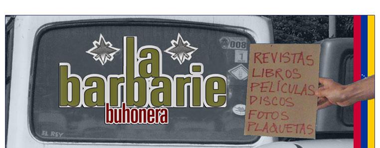 La Barbarie buhonera