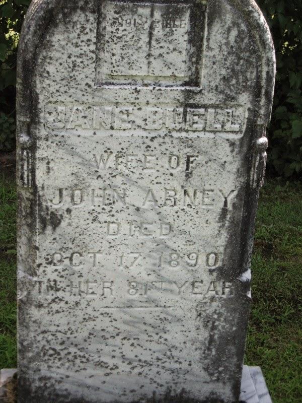 Jane Buell Mallard Brimson Arney St. Lawrence Cty, NY
