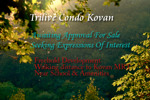 Trilive Condo Kovan will be developed on the site of former Yi Mei Garden