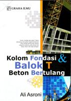 ebook - Kolom Fondasi & Balok T Beton Bertulang
