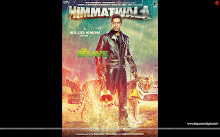 Himmatwala WideScreen HD Wallpapers Ajay Devgn