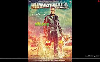 Himmatwala WideScreen HD Wallpapers Ajay Devgn