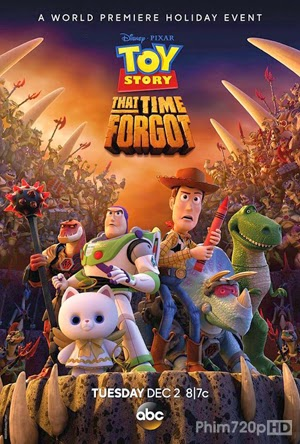 Toy Story: That Time Forgot 2014 poster