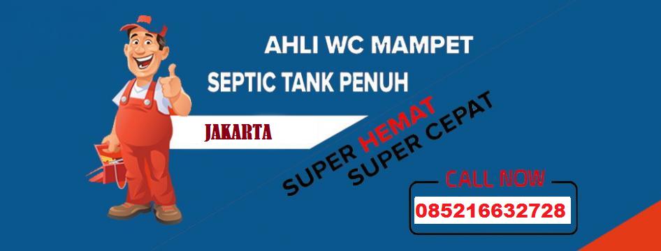 Pelayanan& Promo Sedot Wc Mandiri Service Jakarta 0852 1663 2728