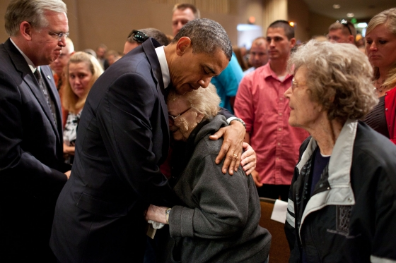 President barack obama and the hug felt round the nation - Define executive office of the president ...