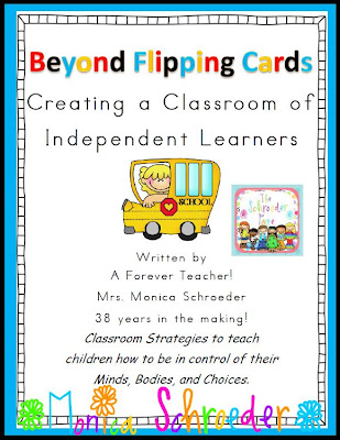 Classroom Management Tips Beyond Flipping Cards from The Schroeder Page on Teachers Pay Teachers photo of