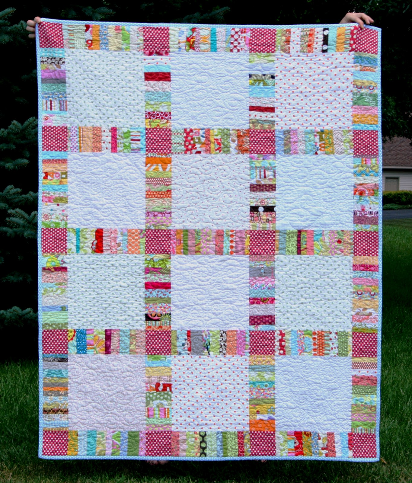 crazy mom quilts: July 2012