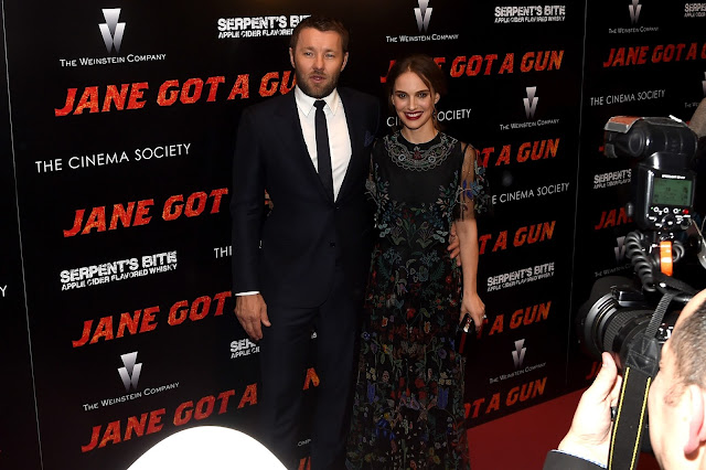Actress, @ Natalie Portman - 'Jane Got A Gun' premiere in New York City, NY