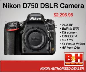 Nikon D750 available for pre-order