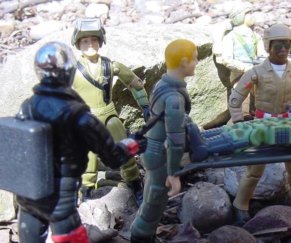 1982, 1983, Steeler, MOBAT, Short Fuse, Destro, Doc, Airborne, Gung Ho