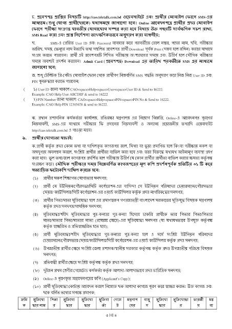 প্রতিরক্ষা মন্ত্রণালয়ে নিয়োগ বিজ্ঞপ্তি || Ministry of Defense recruitment notice