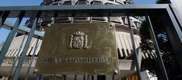 Tribunal Constitucional y Derecho de participacion politica
