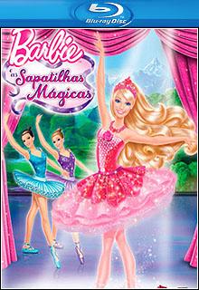 Barbie e as Sapatilhas Mágicas BluRay 720p Dublado