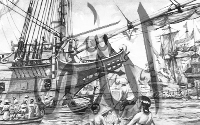 Angkatan laut Islam pertama di dunia