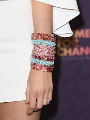 Blake Lively Bangle Bracelet