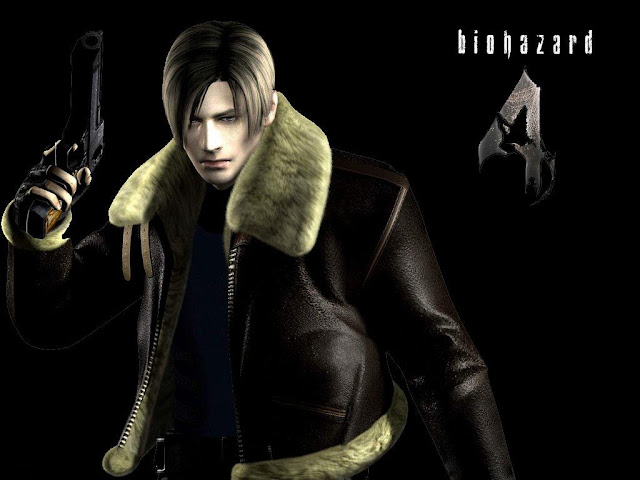 resident evil 4 capcom action horror game