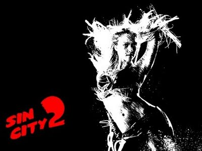 Sin City 2, primer avance de A dame to kill for.
