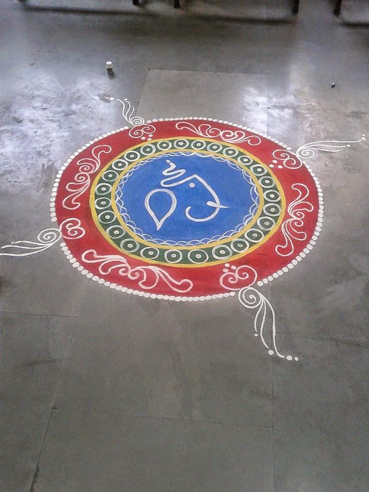 Rangoli Diwali Collection 1