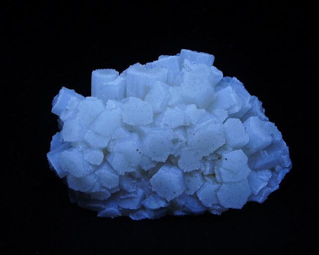 Colección de Minerales Fluorescentes Aragonito%252C+Sicilia