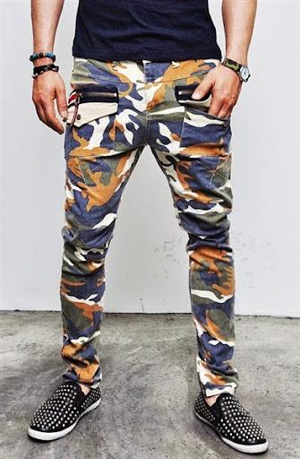 Model Celana Army Untuk Cowok/Pria Terbaru 2017/2018
