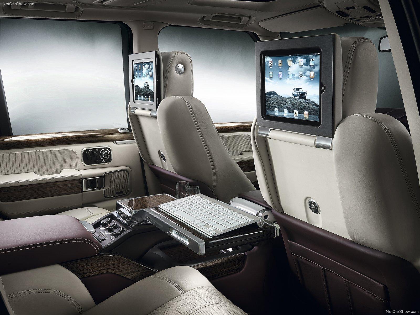 Hình ảnh xe ô tô Land Rover Range Rover Autobiography Ultimate Edition 2012 & nội ngoại thất