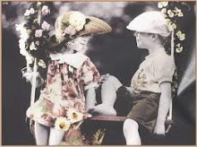 Young Romance on a Swing