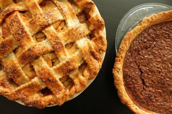 Mission: Food: Four & Twenty Blackbirds: Malted Chocolate Pecan Pie