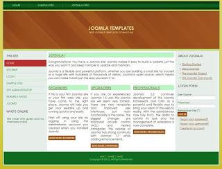 joomla 2.5 template