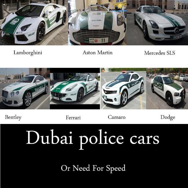 Dubai, Police, Cars, Lamborghini, Aston Martin, Mercedes, Bentley, Ferrari, Camaro, Dodge