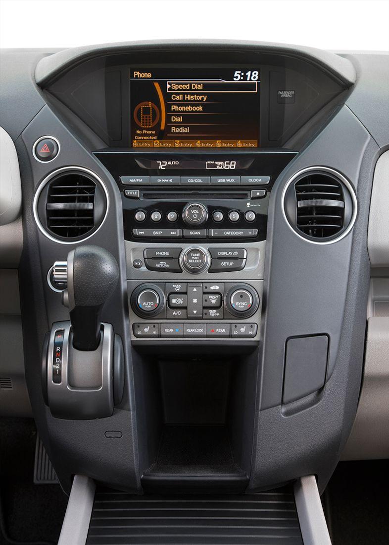 2012 Honda Pilot Review