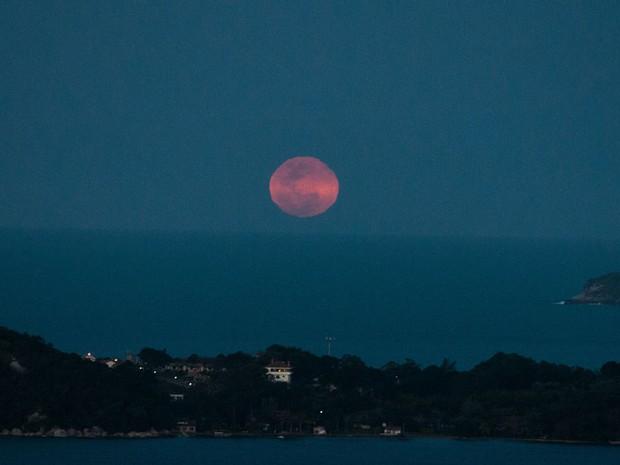 Nesta sexta (31/07) ocorrerá a Lua Azul