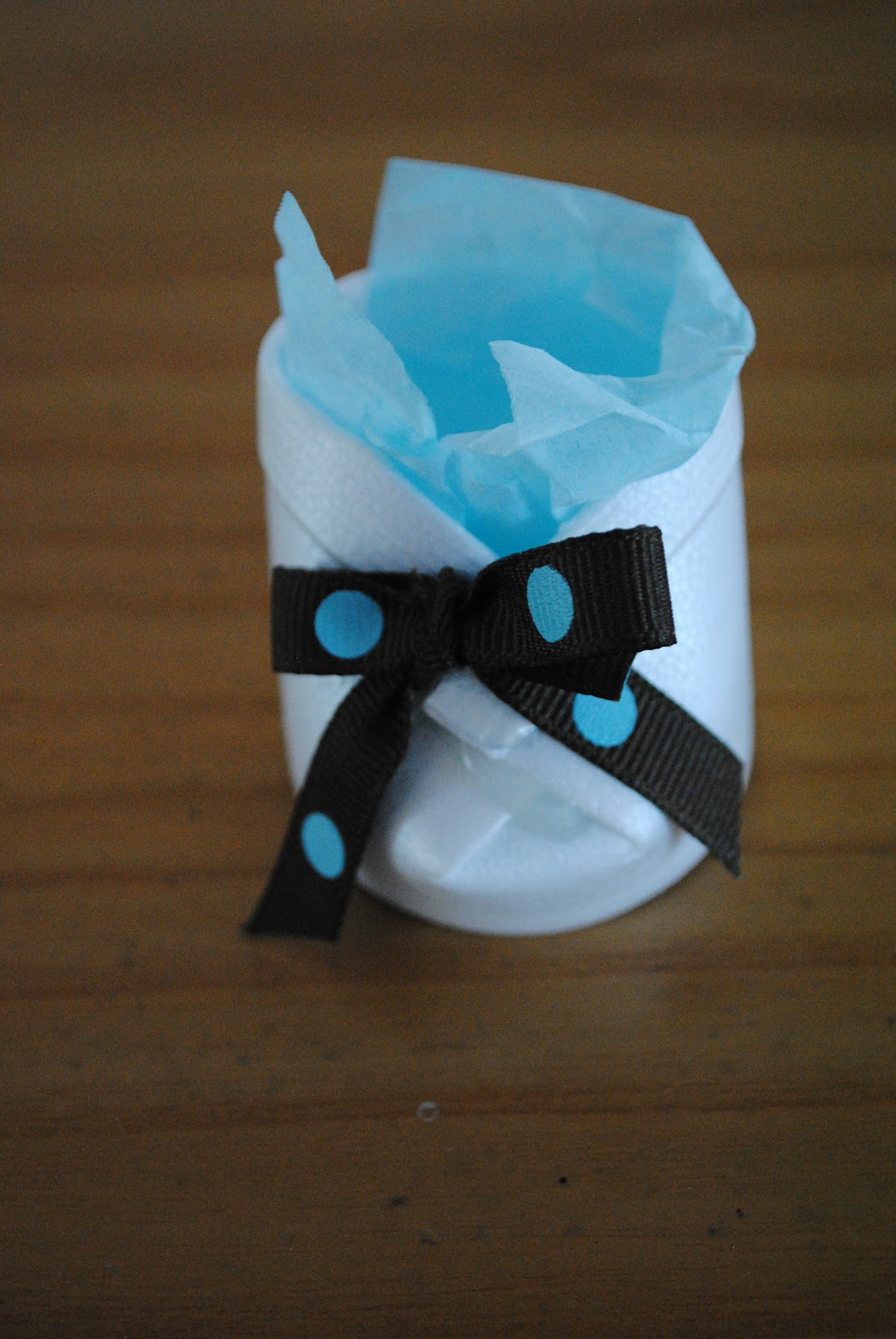 forever the hostess cute baby shower favors