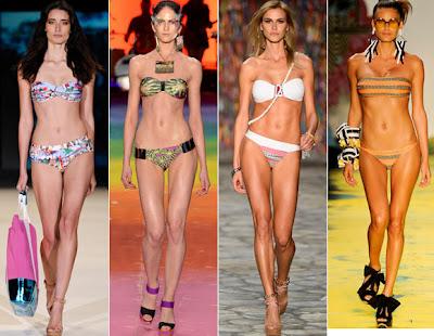 Tendências de biquínis para o verão 2013 - Fotos, dicas e modelos