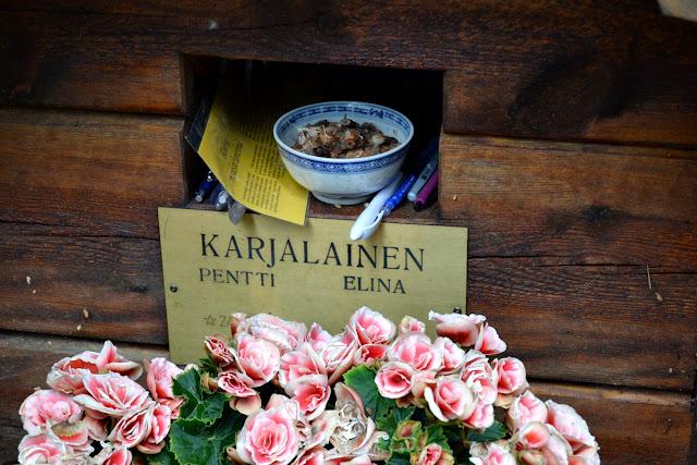 Uppo-Nalle Elina Karjalainen