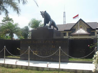Lambang Polres di Jawa Barat