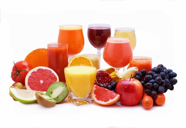 Frutas, Sucos e Saúde!