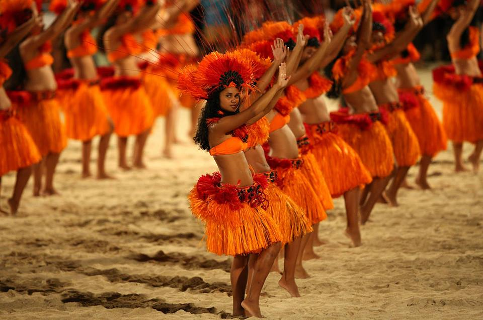 Image result for Bailes tahitianos