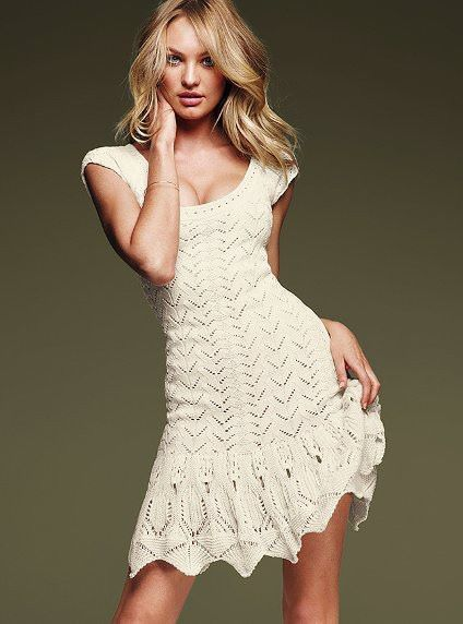 Crocheting Clothes : The Crochet Clothing Trend summer 2012