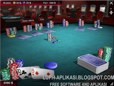 Texas hold'em poker 3d download