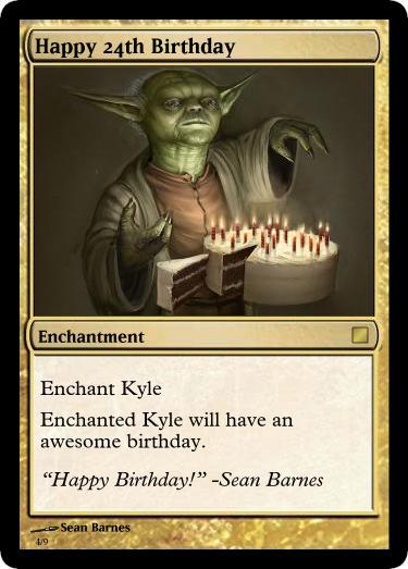 Dumbledore Shot First Mixed Bag Kyles B Day Cards