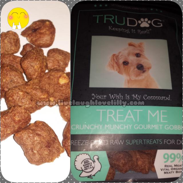 all natural dog treat, dog treats review, organic dog treats, trudog, freeze dried treats