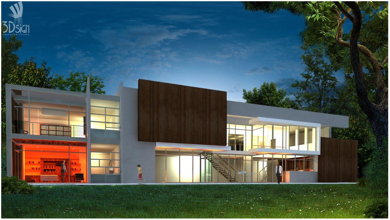 Casas arquitectura contemporanea for Arquitectura contemporanea casas