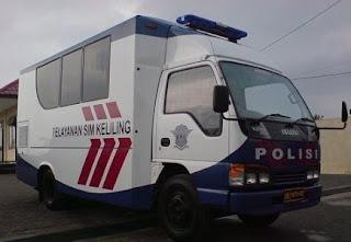 Perpanjangan SIM Pada Mobil SIM Keliling Daerah Tangerang, Berikut Jadwalnya