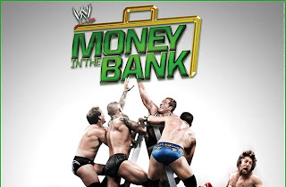 Image » Download & Print Money In The Bank 2013 HQ Official Poster [A4/2.5MB]